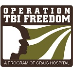 Home Front Military Network, Partners, Operation TBI Freedom