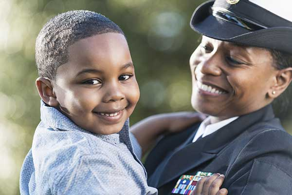 Home Front Military Network Resources for Veterans, Service Members, Families