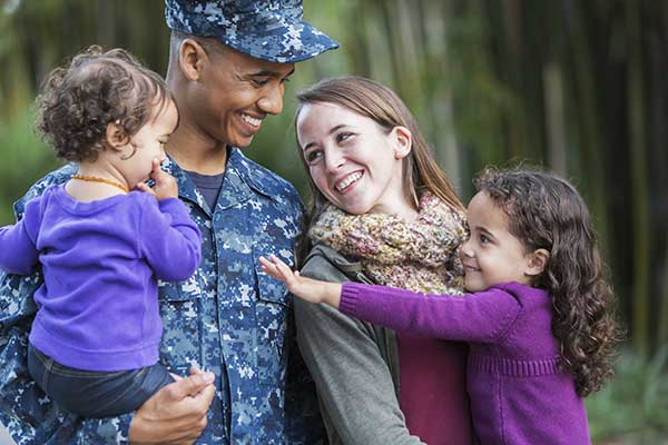 Home Front Military Network Service. Members, Veterans, Family, Service Members